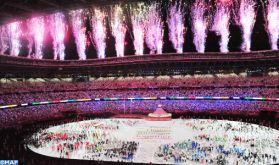 Coup d'envoi à Tokyo de la 32è édition des Jeux Olympiques
