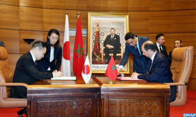 Maroc-Japon: Signature à Rabat d'accords de coopération en marge de la 5ème Commission mixte
