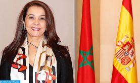 Mme Benyaich affirme la volonté du Maroc de renforcer sa coopération avec toutes les régions de l'Espagne