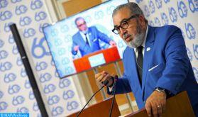 M. Hachimi Idrissi : La télévision d'information en continu de la MAP ambitionne de rapatrier une part d'audience pour consolider la souveraineté nationale en matière d'information