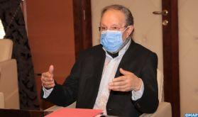 M. Lahlimi appelle à une régionalisation institutionnelle des capacités de production de l'information