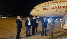 Explosion à Beyrouth: le gouvernement libanais exprime sa gratitude pour l'initiative royale d'envoyer une aide médicale et humanitaire