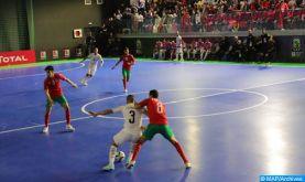 Mondial de Futsal : le Maroc s'incline face au Japon (0-3) en amical