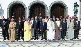 Le président tunisien reçoit les participants au conseil des ministres arabes de l'Intérieur, dont M. Noureddine Boutayeb