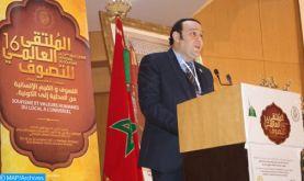 Appel à inclure les valeurs spirituelles et éthiques du soufisme dans les programmes éducatifs (Rencontre)