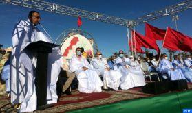 Les habitants de Dakhla célèbrent la décision historique des États-Unis d'Amérique de reconnaître la souveraineté du Maroc sur son Sahara