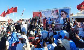 Les habitants et tribus de Guelmim-Oued Noun saluent la décision US sur la marocanité du Sahara