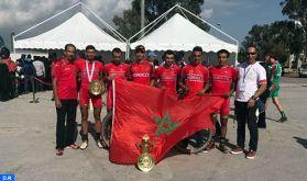 Les vététistes marocains raflent six médailles lors du 3è championnat arabe de vélo de montagne