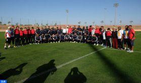 Marrakech : Stage de formation au profit des entraineurs de football de la Ligue du Sud