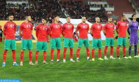 Classement FIFA : Les Lions de l'Atlas grimpent à la 35è place