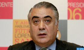 Coronavirus: décès de Lorenzo Sanz, ancien président du Real Madrid