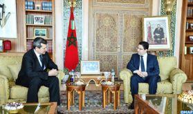 Palestine : Le Turkménistan salue le rôle pionnier de SM le Roi en tant que président du Comité Al Qods (communiqué conjoint)