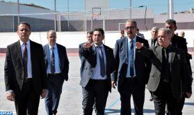 """""""Etudes et sport"""", un projet ambitieux qui permettra de former des futurs champions (M. Amzazi)"""