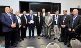 M. Benchamach s'entretient à Marrakech avec la délégation parlementaire US au sein de l'AP-OSCE