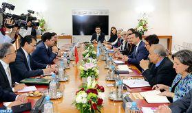 Examen à Rabat des moyens de renforcer la coopération entre le Maroc et le SNUD