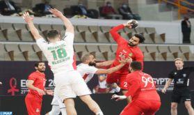 Mondial de handball (Égypte 2021): le Maroc battu par l'Algérie (23-24)