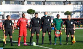 Amical/Joueurs locaux: le Maroc bat la Guinée 1-0