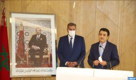 Consultations pour la formation du nouveau gouvernement: M. Akhannouch rencontre le SG du MDS