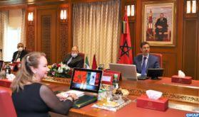 Maroc-Mexique: Examen des moyens de renforcement de la coopération judiciaire