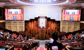 M. Akhannouch présente les grandes lignes du programme gouvernemental devant les deux Chambres du parlement