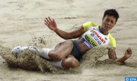 La championne du monde de saut en longueur, Mihambo, s'entraînera avec Carl Lewis