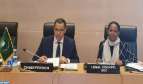 Prochain Sommet de l'UA: Le Maroc préside une réunion du sous-comité du COREP des règles, normes et vérifications