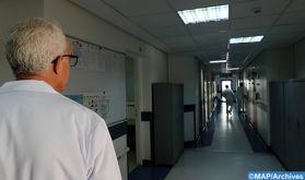 Taza : Prise en charge médicale d'un élève suite à l'explosion de la batterie de son téléphone