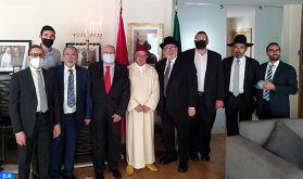 La communauté juive marocaine du Mexique salue hautement les décisions annoncées par SM le Roi et le Président Trump