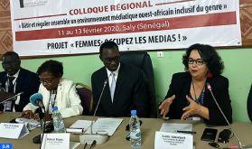 Sénégal : « La représentation inégale des femmes dans les médias a un coût social et démocratique » (Mme Akharbach)