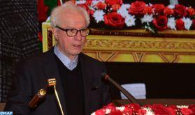 L'Académie du Royaume rend hommage au poète Mohamed Bennis en reconnaissance de ses œuvres poétiques et culturelles