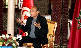 L'ex-président tunisien : Certaines forces sont déterminées à faire avorter tout règlement au Sahara marocain