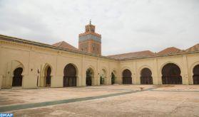 Mosquée Moulay El Yazid, grande affluence des fidèles durant le mois sacré