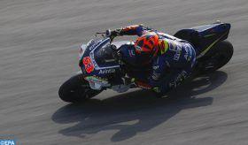 Moto: Maverick Vinales vainqueur du premier GP de la saison