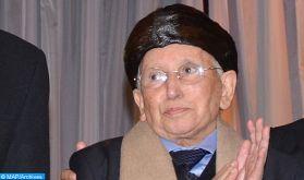 Décès de l'homme d'affaires et résistant Moulay Messaoud Agouzzal