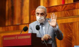 Les principaux points de la réponse de M. Hafid Elalamy devant la Chambre des représentants
