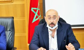 Biographie de M. Mounir Laymouri, président du Conseil communal de Tanger