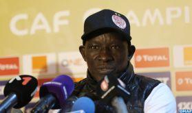 Ligue des champions d'Afrique (1/4 finale retour) : Les Wydadis confiants en leur capacité à s'imposer à Tunis (Moussa Ndaw)
