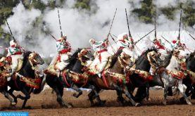 """Coronavirus: Annulation de la 21è édition du Trophée Hassan II des arts équestres traditionnels """"Tbourida"""""""