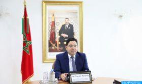 M. Bourita: Pour le Maroc, le multilatéralisme de solidarité est une doctrine découlant de la vision de SM le Roi