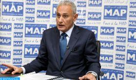 """L'expérience de développement au Maroc """"en marche avec des pas solides"""" (SG de l'UpM)"""