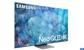Samsung: Un séminaire technique pour présenter la nouvelle gamme innovante Neo QLED 8K