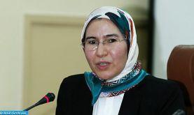 Défis sécuritaires et humanitaires au Sahel : L'approche marocaine repose sur la sécurité, le développement humain et la formation (Mme El Ouafi)