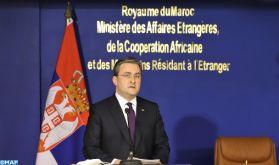 La coopération Maroc-Serbie prendra une nouvelle dimension dans un proche avenir (ministre serbe des AE)