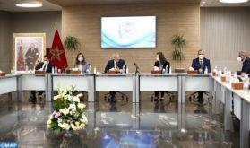 Passation des pouvoirs entre Moulay Hafid Elalamy et les nouveaux ministres