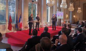 Premières journées économiques Maroc-France réunissant des entreprises des deux pays