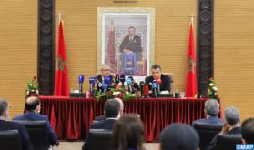 Ministère de la Justice : Passation de pouvoirs entre Abdellatif Ouahbi et Mohamed Ben Abdelkader