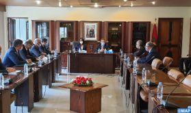Transport aérien: Passation de pouvoirs entre Mme Nadia Fettah Alaoui et M. Mohamed Abdeljalil