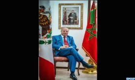 Le Maroc œuvre constamment pour « un dialogue constructif » en vue d'une paix juste et durable au Moyen-Orient (ambassadeur)