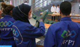 Casablanca: report des tests d'admission du niveau technicien de l'OFPPT