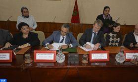 L'ONEE et la KfW signent des contrats de financement dans le domaine de l'alimentation en eau potable et de l'Assainissement liquide